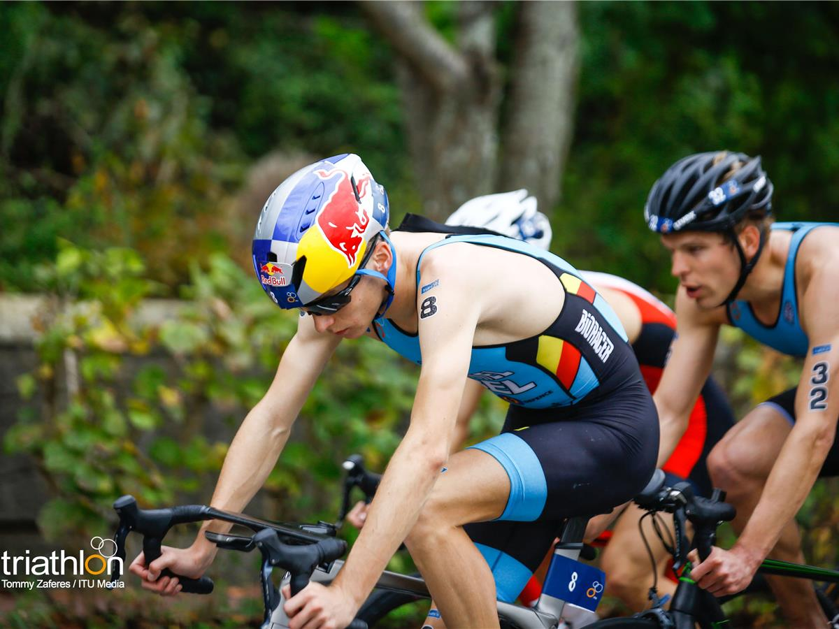 Marten van Riel International Triathlon Rising Star 2017